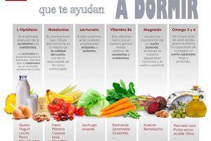 Des aliments qui vous aident à dormir