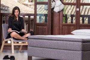 Le sommier tapissier : l'élégance du minimalisme dans votre lit