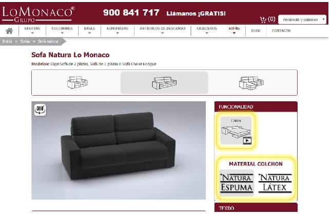 Achetez en ligne votre canapé 5
