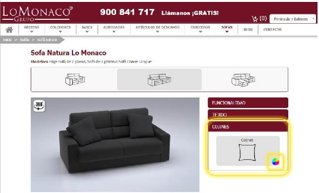 Achetez en ligne votre canapé 7